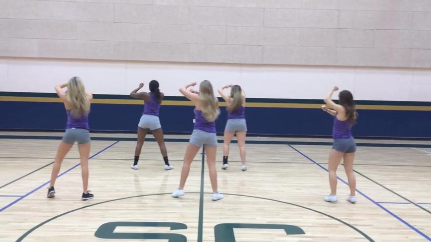 Cheer Flash Mob Dance